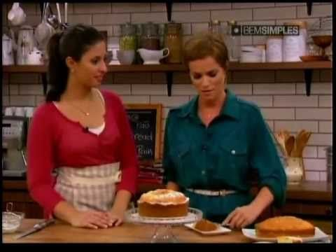 Bolo de Mandioca com Coco - Chef Renata Sereguetti