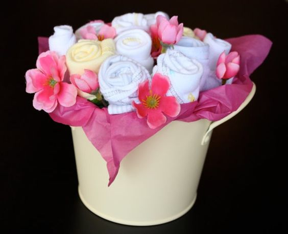 baby clothes bouquet too cute baby clothes pinterest babies