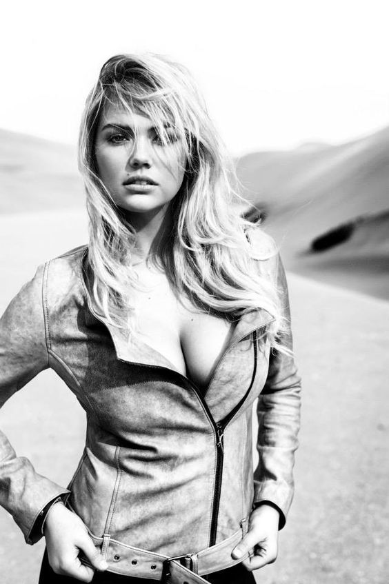 Kate Upton | Redemption Choppers Spring/Summer 2013
