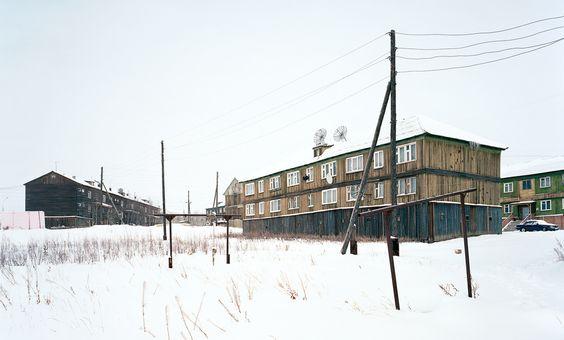 Closed Cities - Gregor Sailer