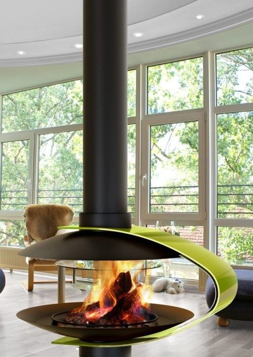 Traforart Funny Central Design Fireplaces Nomikos Freestanding