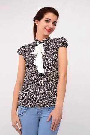 modelos de blusas para damas - Pesquisa Google