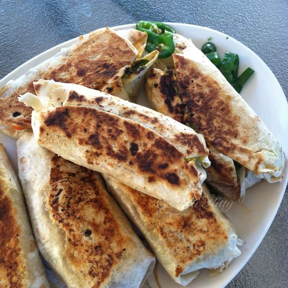 HCLF Burrito recipe