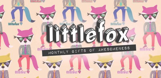 Littlefox... a monthly online subscription service of fun, modern, sustainable, eco-friendly baby clothing & gear