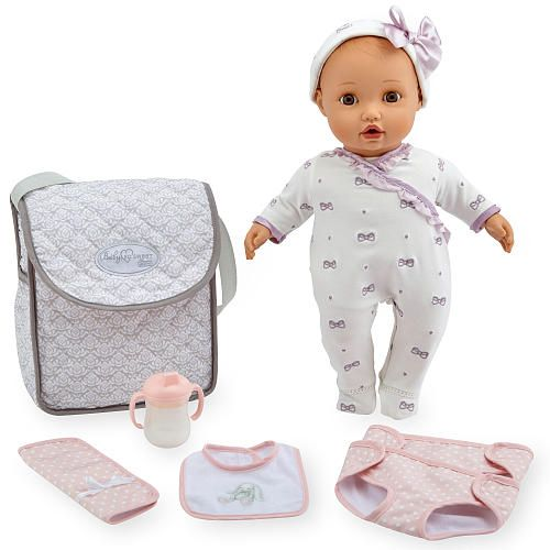 Toys R Us Baby Dolls : You me baby so sweet travel accessory kit doll