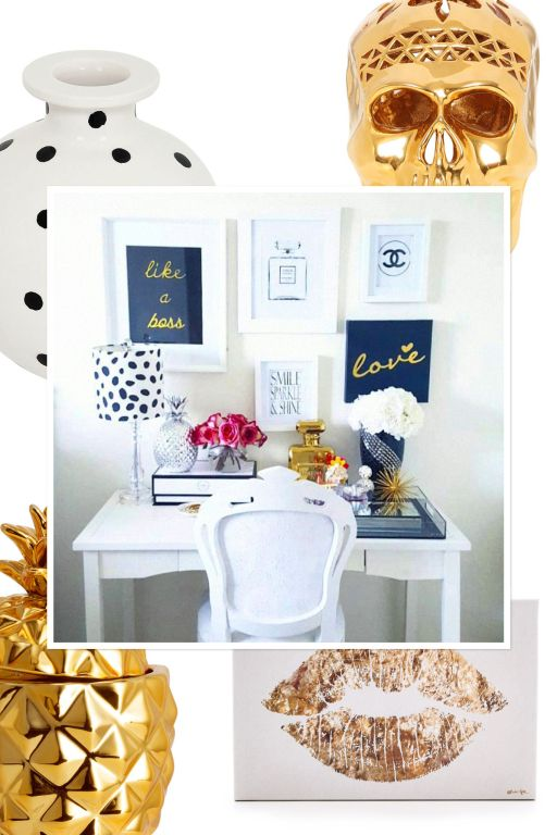 Shop These Chic Home Office Ideas