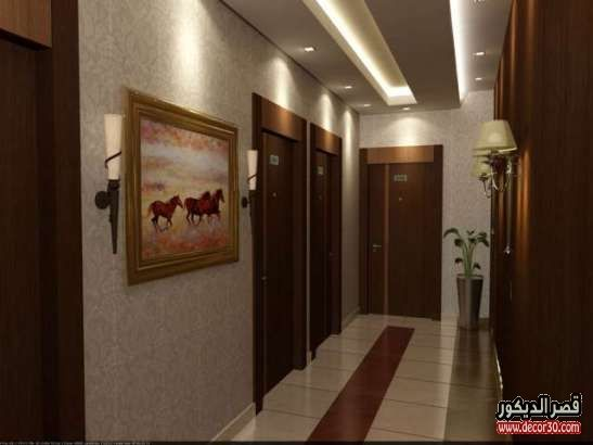 اشكال جبسيات مداخل للصالات والممرات والغرف بتصميمات حديثة قصر الديكور Classic Dining Room Modern Curtains Holiday Room