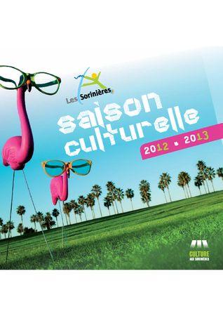 Saison culturelle 2012-2013 Les Sorinières