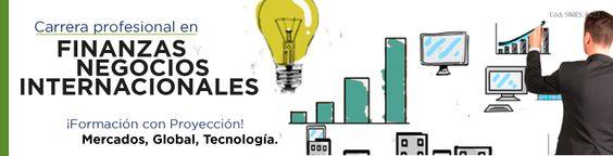 El programa de Finanzas y Negocios Internacionales forma profesionales con capacidad de gestión financiara y habilidades para promover la internacionalización de las organizaciones a partir de la definición de estrategias acordes con sus necesidades, promoviendo la participación activa de las medianas y pequeñas empresas en mercados globalizados.