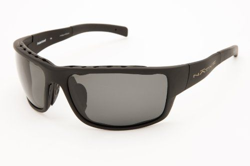 8f48465f04 Native Eyewear Cable Sunglasses Asphalt with Gray Lens -- You can get  additional details at