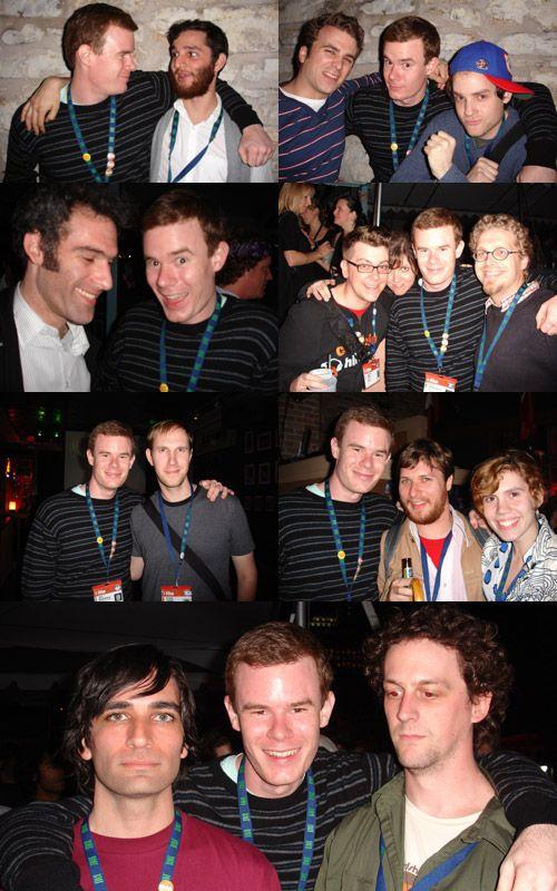 Dios los cría y los festivales los junta :: Joe Swanberg, Josh Safdie, Aaron Kat, Kentucker Audley, Todd Rohal....