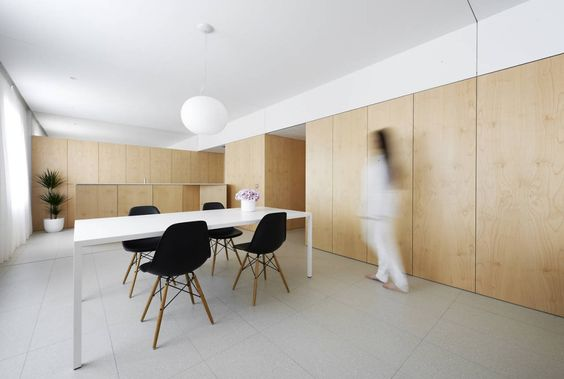 Apartment Refurbishment in Pamplona / Iñigo Beguiristain Apartment Refurbishment In Pamplona / Iñigo Beguiristain – ArchDaily