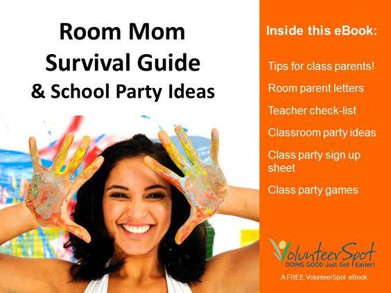 Room Mom 101: Room Mom Resources