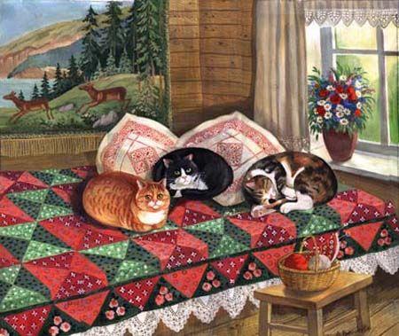 Roger Pare коты - Поиск в Google: