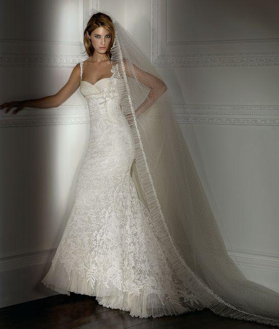 Pronovias couture bridal collection 2007 evasion wedding dress i
