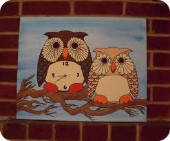 Craft owl