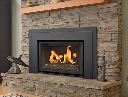 wood burning and gas Fireplace Inserts - West Hartford CT