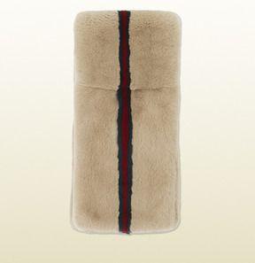 Web Effect Lapin Fur Scarf on shopstyle.com