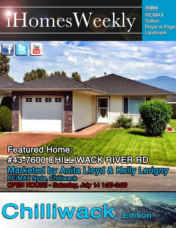 Chilliwack | Real Estate Listings | iHomesWeekly