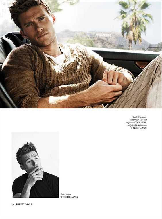 Actor and face of HUGO BOSS Scott Eastwood (as well as the son of legendary Clint Eastwood) is taking the pages of Hercules magazine with a shoot by fashion photographer Giampaolo Sgura. Styling for the session is courtesy of magazine's fashion editor Francesco Sourigues. Grooming was handled by Louis Moon.