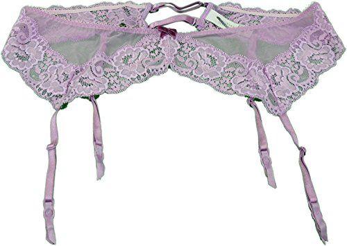 Victoria/'s Secret Ladies Size Medium//Large Lace /& Satin Garter Belts