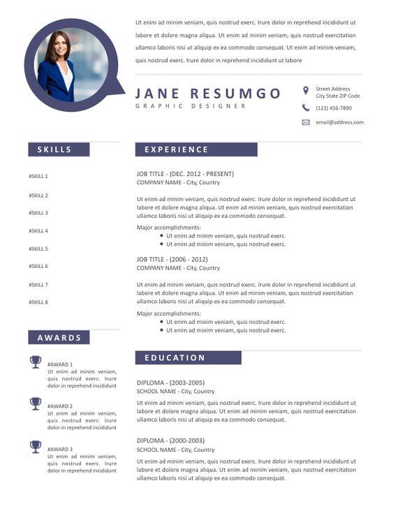 Drakon Tidy Modern Resume Template Modern Resume Template Modern Resume Resume Template
