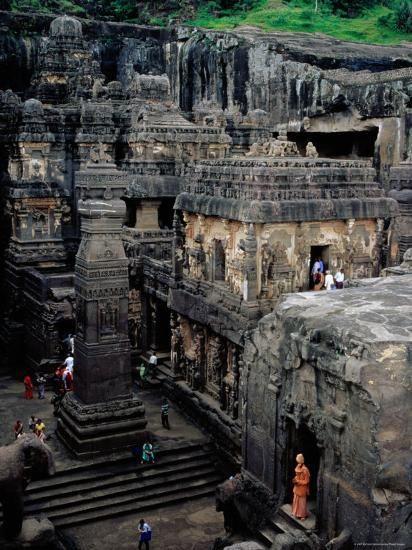 Kailasa Temple, Maharashtra