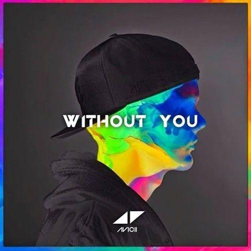 Avicii, Sandro Cavazza – Without You (single cover art)
