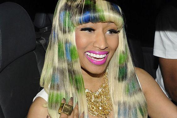 Loving Nicki Minaj's Starships right now!!!