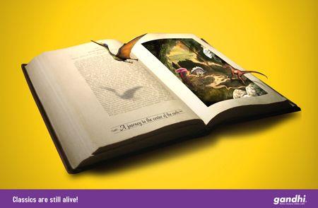 gandhi; Melissa Garlington: Visual Designer