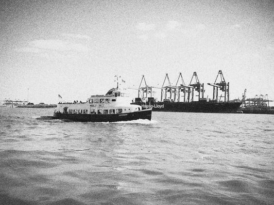 #boats #elbe #hamburg #harbour #ilovehamburg