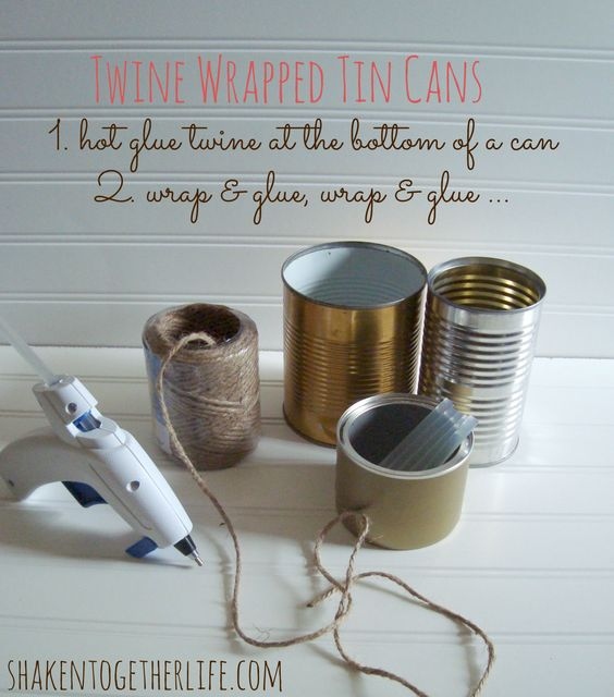 nautical-tin-can-organizer-twine-wrapped-tin-cans.png (1457×1654)