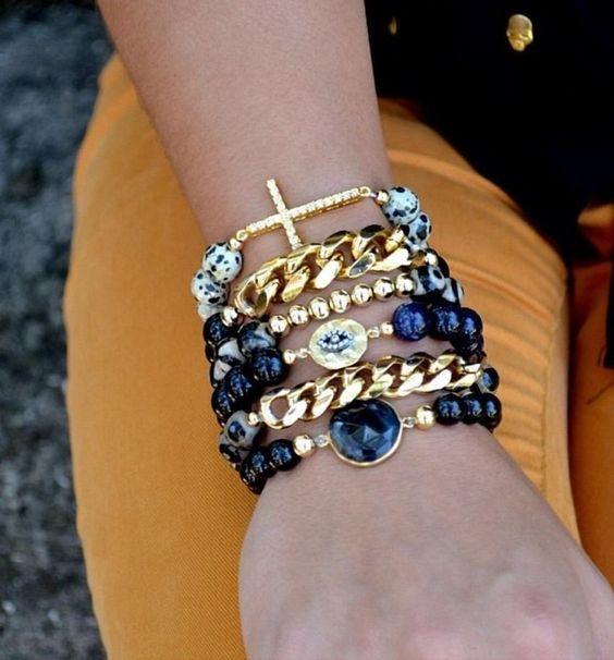 Bracelets, bracelets, bracelets.......