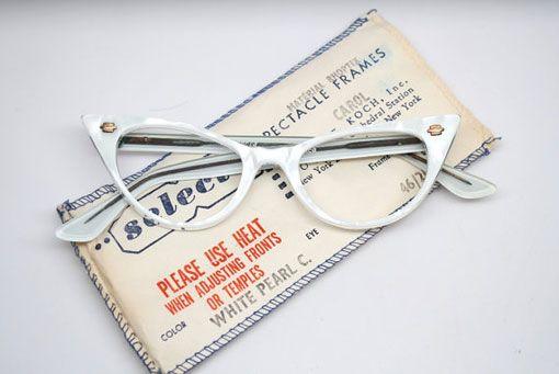 Vintage glasses    http://www.etsy.com/listing/79610127/nos-beautiful-redwood-vintage-mens