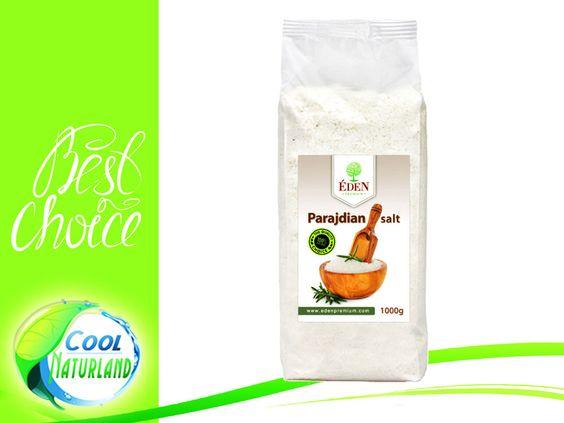 Speisesalz (Parajdian Salz) 1000g