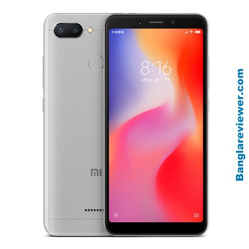 Xiaomi Redmi 6 Price In Bangladesh 2020 Bangla Reviewer Xiaomi Smartphone Price Samsung Galaxy Phone