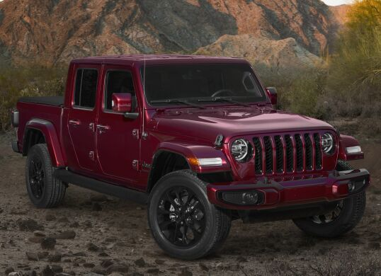 2020 Jeep Gladiator High Altitude North America Jt 2020 In