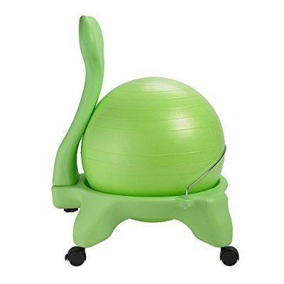 Gaiam Balance Ball Chair, Wasabi