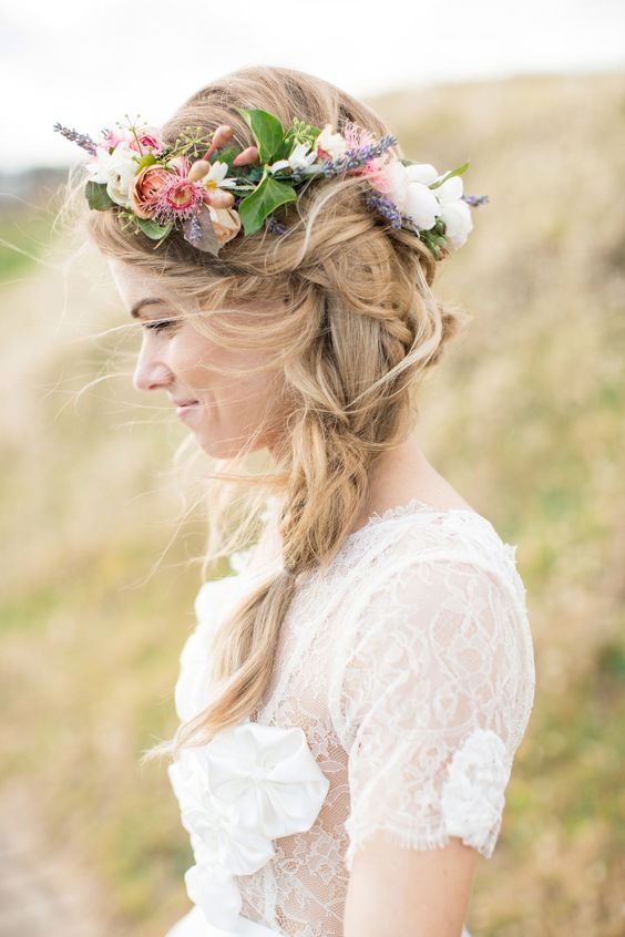 Petals and Plaits:
