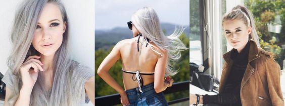 Blog da Andy » Blog Archive » Minhas inspirações   Granny Hair
