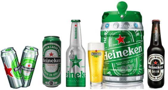 Bia Heineken nhập khẩu bao nhiêu độ