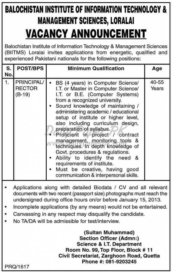 jobs city university of sciences information technology cusit - resume incomplete degree