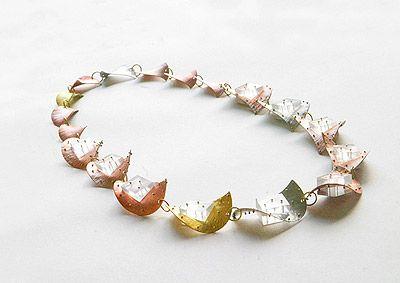 necklaces / Beate Klockmann