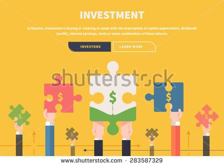 Investment Stock Vectors & Vector Clip Art | Shutterstock