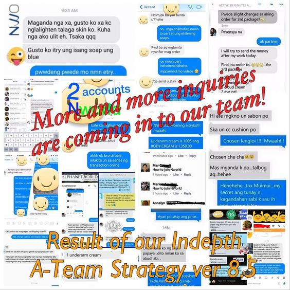 More & more online inquiries from interested customers and potential business partners to my Alpha Team!  Great products and effective income generating opportunity attracts people.  Join me and my team now and We will hold your hand every step of the way!  PM text or call me for inquiries/orders CP/Viber: 639228264295 Instagram: roydangani FACEBOOK FAN PAGE: http://ift.tt/20oO8nv