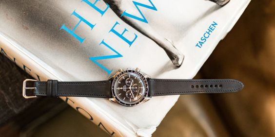 Omega Speedmaster - The Watch Snack