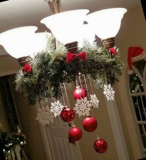 26 Easy Diy Ways To Decorate Your Home For Christmas Chris Diy Christmas Decorations Easy Christmas Decorations Diy Outdoor Affordable Christmas Decorations