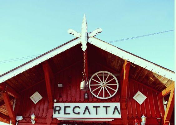 Helsinki: Cafe Regatta
