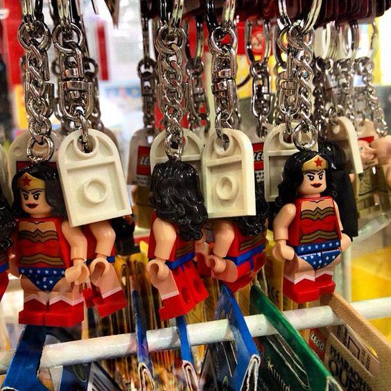 Lego SuperWoman