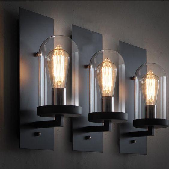 Applique murale salon - Luminaire salon moderne ...